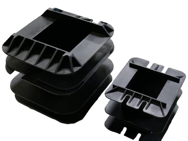 injection molded plastic bobbins electrical housing