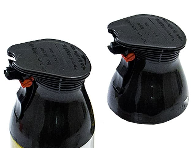custom designed plastic injection molded spray can caps closures molding